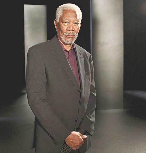 Le premier job des stars : Morgan Freeman