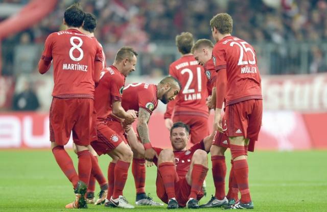 Le Bayern passe et Mönchengladbach trépasse en Coupe d'Allemagne