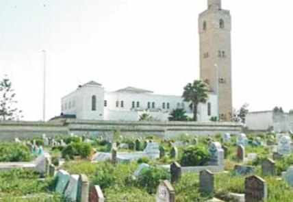 Cimetière des martyrs, cimetière martyrisé