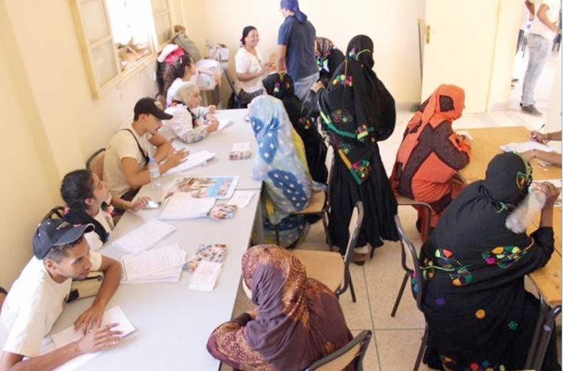 """La Fondation Ytto dresse le bilan de sa 11ème caravane sociale """"Touda Khatoune"""""""