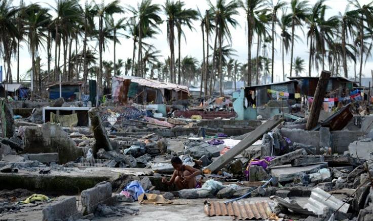 Le typhon Melor aux Philippines a fait 11 morts