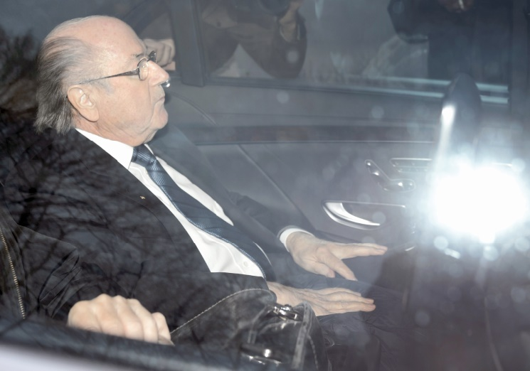 Scandale FIFA : Blatter se défend devant le tribunal interne de la Fifa