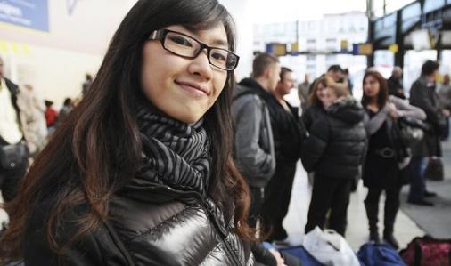 Les étudiants étrangers plus nombreux à s'installer au Canada