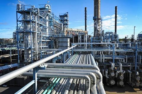 L'industrie chimique génère 5% du chiffre d'affaires industriel