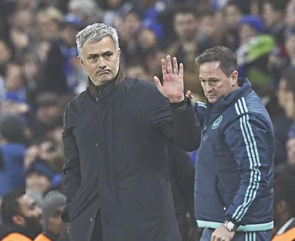 Mourinho: gros échec et gros chèque