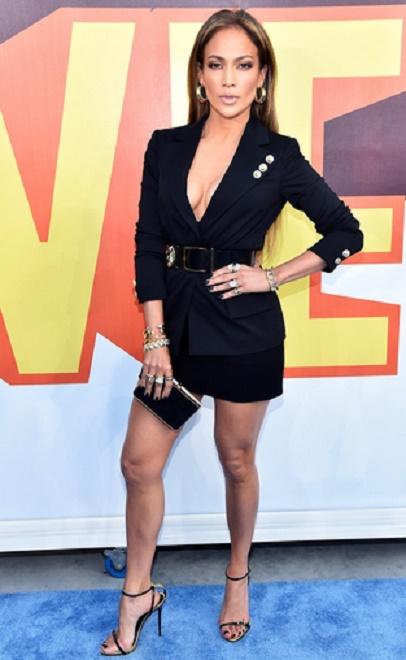 Le premier job des stars : Jennifer Lopez