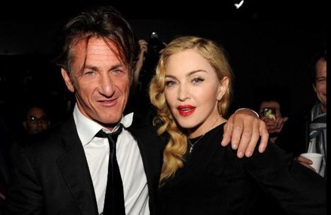 Madonna à la rescousse de Sean Penn