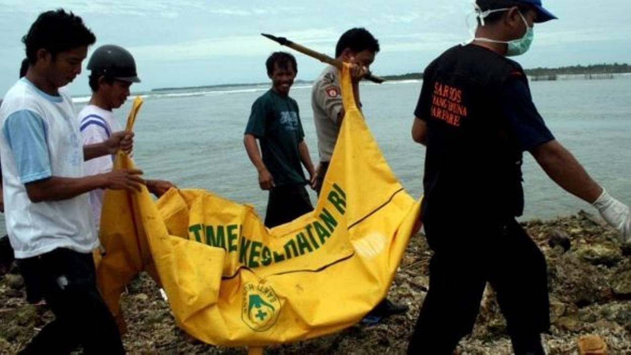 Naufrage  d'un ferry  en Indonésie