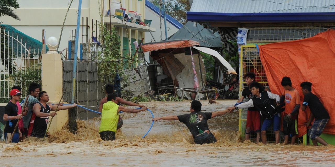 Le bilan de deux tempêtes aux Philippines s'aggrave