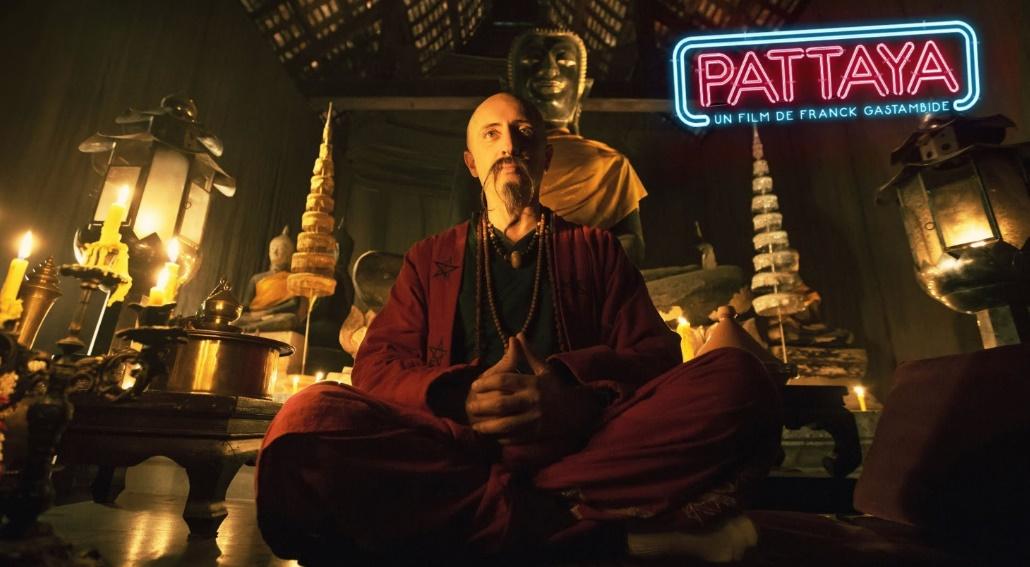 Gad Elmaleh en maître Shaolin déjanté pour le film «Pattaya»