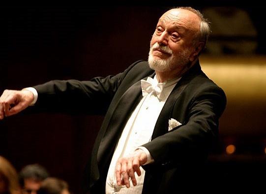 L'immense chef d'orchestre Kurt Masur n'est plus