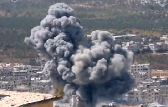 36 morts dans des raids en Syrie