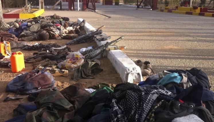 12 terroristes de Boko Haram tués dans des  accrochages au Nigeria