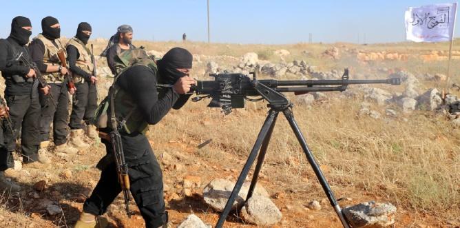 Neuf élèves tuées par des tirs de l'EI sur une école en Syrie