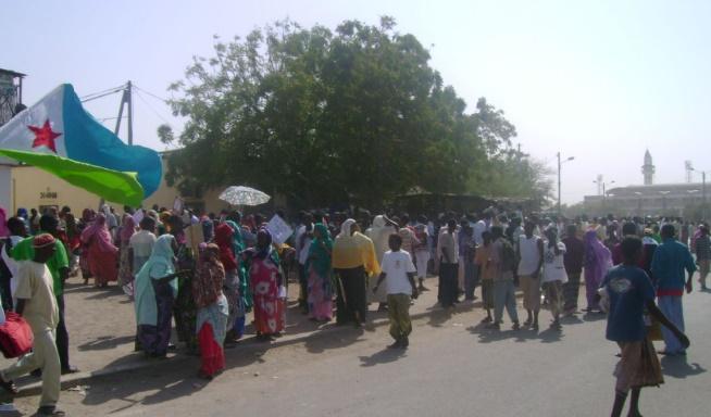 Affrontements à Djibouti