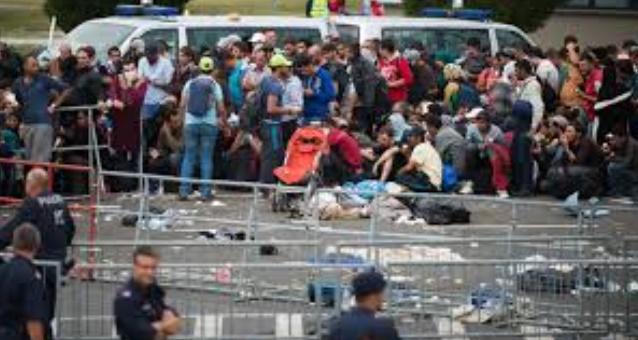Plus d'un million de migrants sont arrivés dans l'UE en 2015