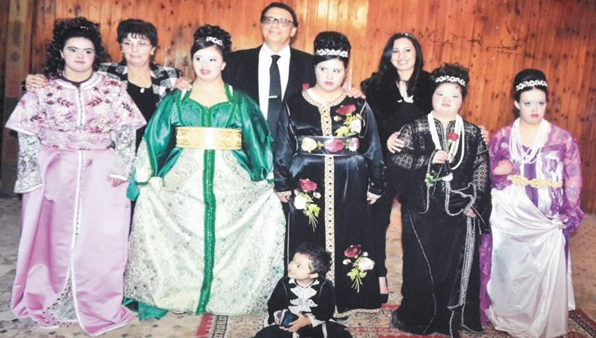 """Un défilé de mode exceptionnel présenté par """"Les Rencontres du trophée"""" à Meknès"""