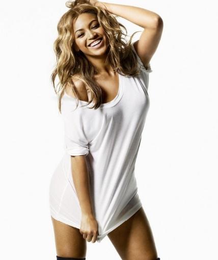 Le premier job des stars : Beyoncé