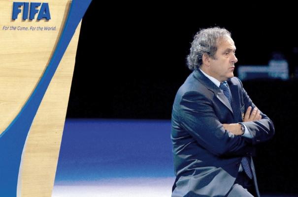 Platini: C'est le vrai match qui commence