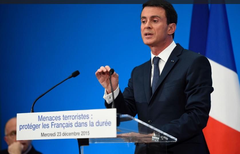L'état d'urgence en voie d'être inscrit dans la Constitution française