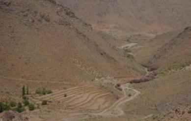 Fermeture provisoire de la mine de Tiouit