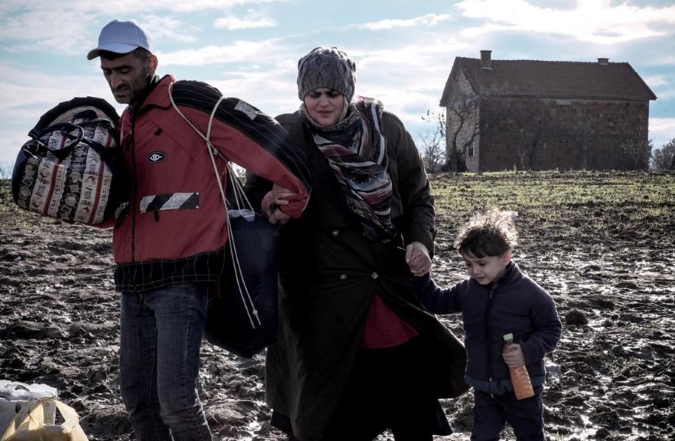 Une naissance sur huit dans le monde a lieu dans des régions en proie à un conflit