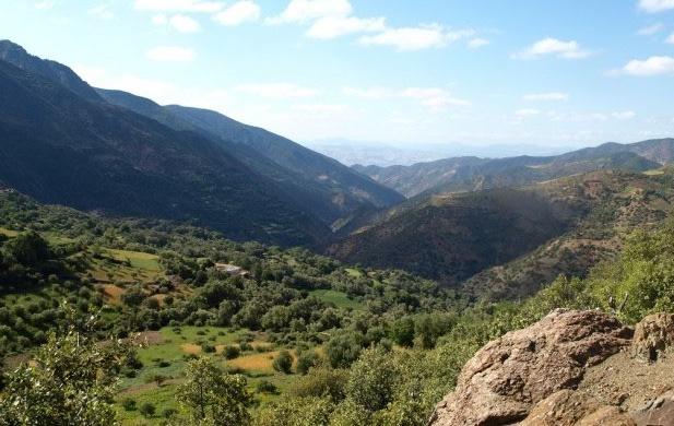 Aménagement du Parc national de Tazekka dans la province de Taza