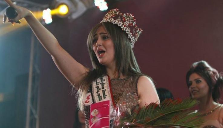 Qui est la nouvelle Miss Irak qui défie l'Etat islamique ?