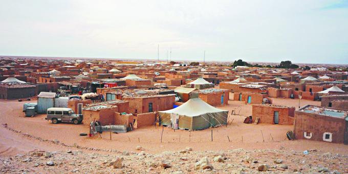Appel à une nouvelle intifada dans les camps de Tindouf