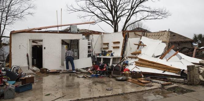 Les tornades ont fait au moins 28 morts aux Etats-Unis