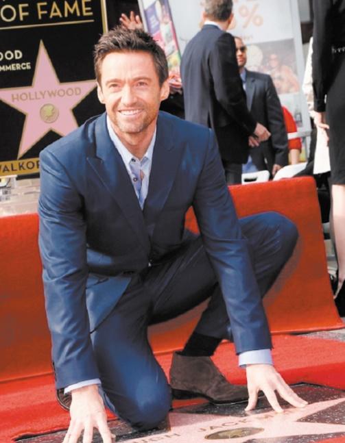 Le premier job des stars : Hugh Jackman