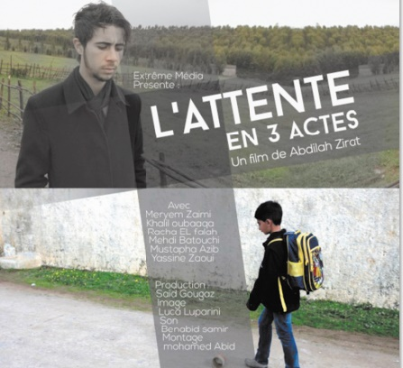 «Attente en 3 actes» de Abdelilah Zirat remporte le Grand prix des Rencontres cinématographiques de Meknès