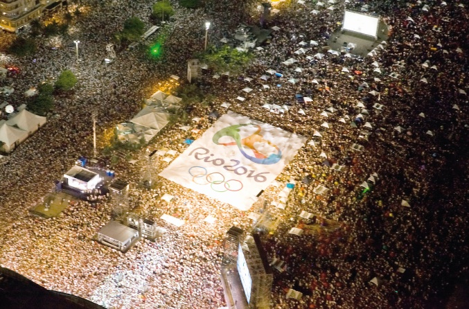 Des Jeux olympiques beaux et bon marché dans un Brésil en crise