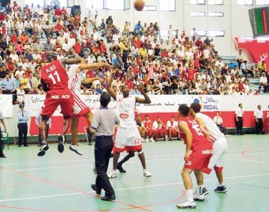 Championnat national de basketball