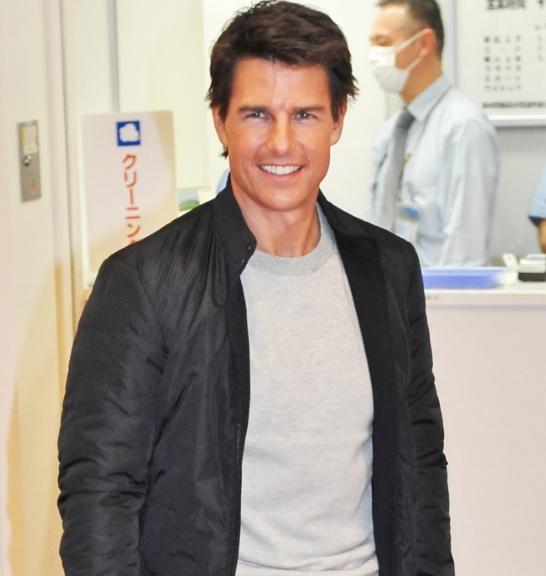 Le premier job des stars : Tom Cruise