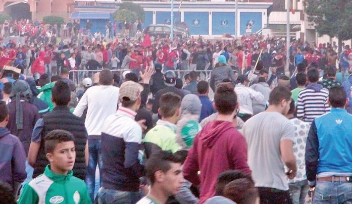 Hooliganisme :  Citius, Altius, Fortius