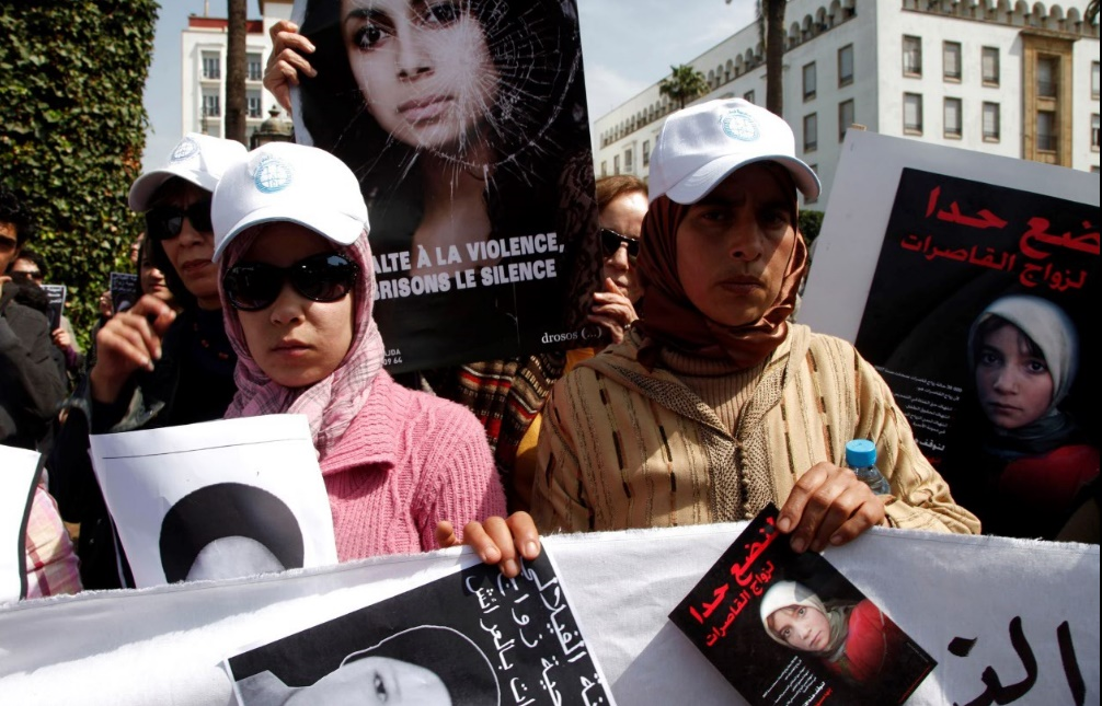 Les droits des femmes malmenés
