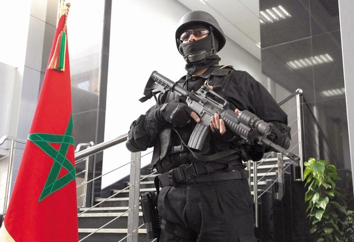 Renforcement de la lutte contre le terrorisme