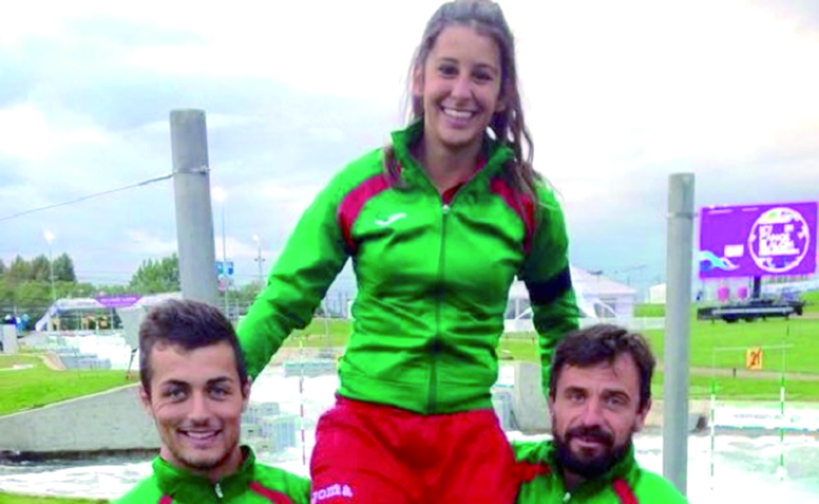 Hind Jamili vise une bonne prestation en canoe-kayak aux JO