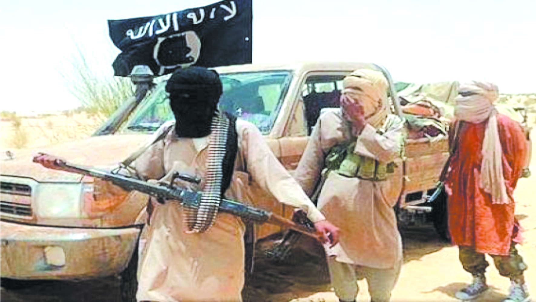 Le Polisario alimente les rangs de Daech