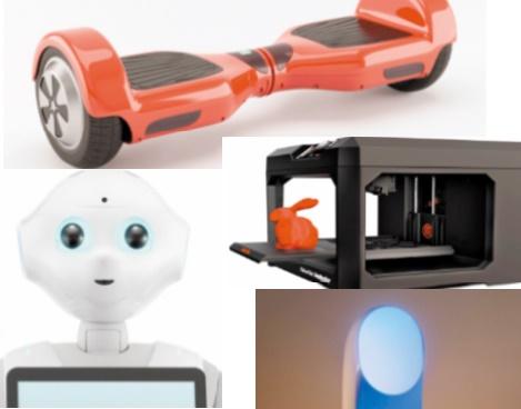 Les sept innovations high-tech qui ont révolutionné 2015