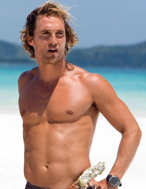 Le premier job des stars : Matthew McConaughey