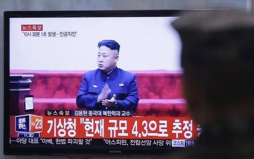 Réactions hostiles dans le monde à l'essai nucléaire nord-coréen