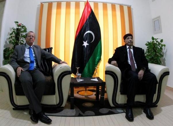 Comment chasser le groupe Etat islamique de Libye ?