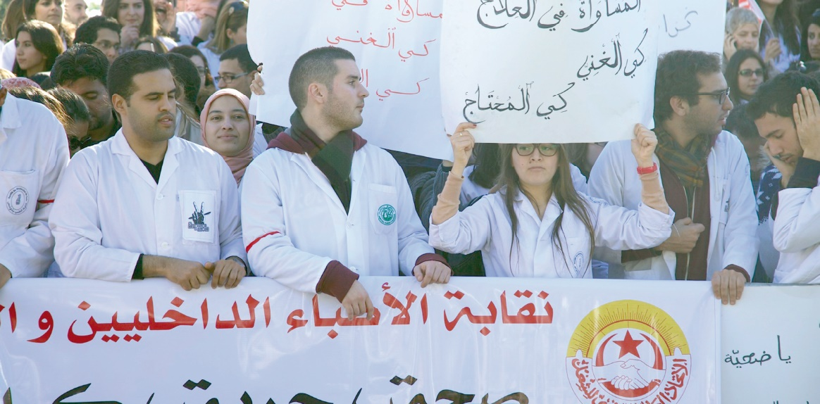 El Ouardi autorise les médecins de la santé publique à exercer dans le privé pour mieux vider les hôpitaux