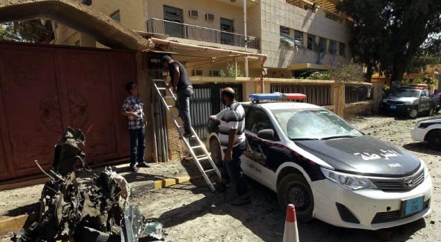 45 morts dans un attentat contre un centre de la police en Libye