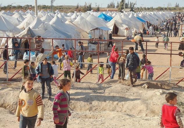 Conférence fin mars à Genève sur l'accueil des réfugiés syriens