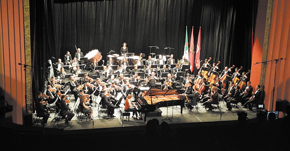 France-Maghreb, une seule voix, un seul chœur