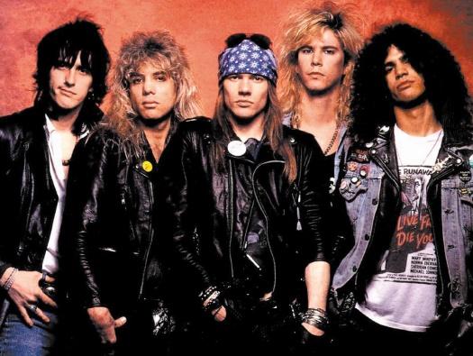 Le retour de Guns N' Roses