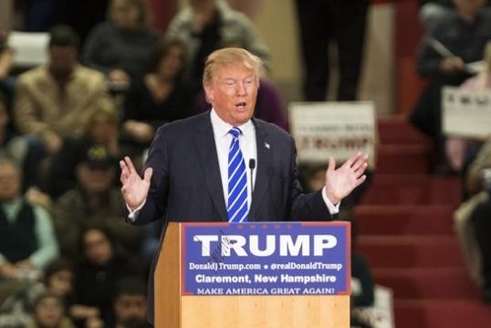 Donald Trump se fâche contre Samuel Lee Jackson